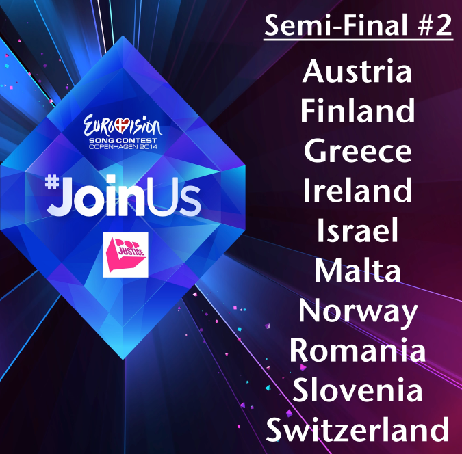 Semi finals 2 participants